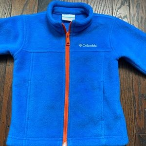 Columbia fleece jackets